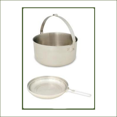 Tatonka Pan with Lid
