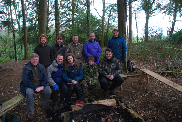 Level 1 Bushcraft Course NCFE IIQ Accredited