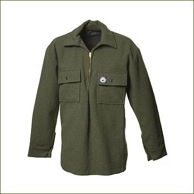 Swanndri Olive Green Ranger Shirt Survival School
