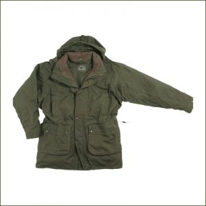 Double Layered Ventile Rover Jacket