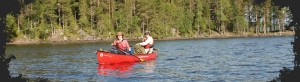 Canoeing Expedition in Sweden