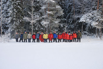 Winter Expedition 2015