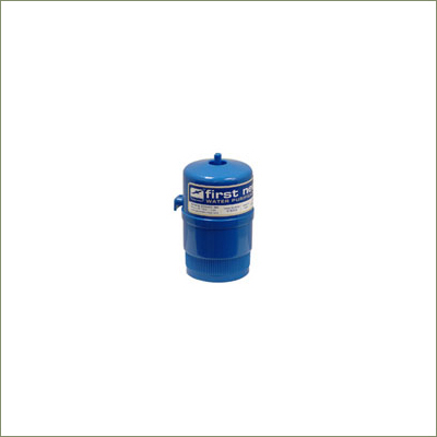 Water Purification System Refill Canister