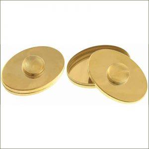 Tinder Box - Polished Brass