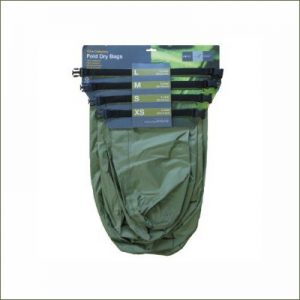 Exped Olive Green Dry Bags (Pack of 4)