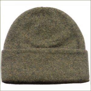 Possum Beanie Hat - Moss