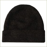 Possum Beanie Hat - Brown Marl