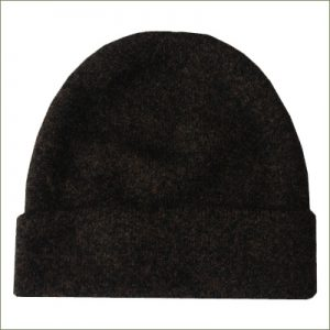 Possum Beanie Hat - Brown Marl