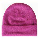 Possum Beanie Hat - Berry