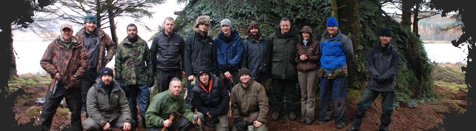 Bushcraft survival instructor courses