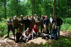28-30 June Weekend Course in Staffordshire