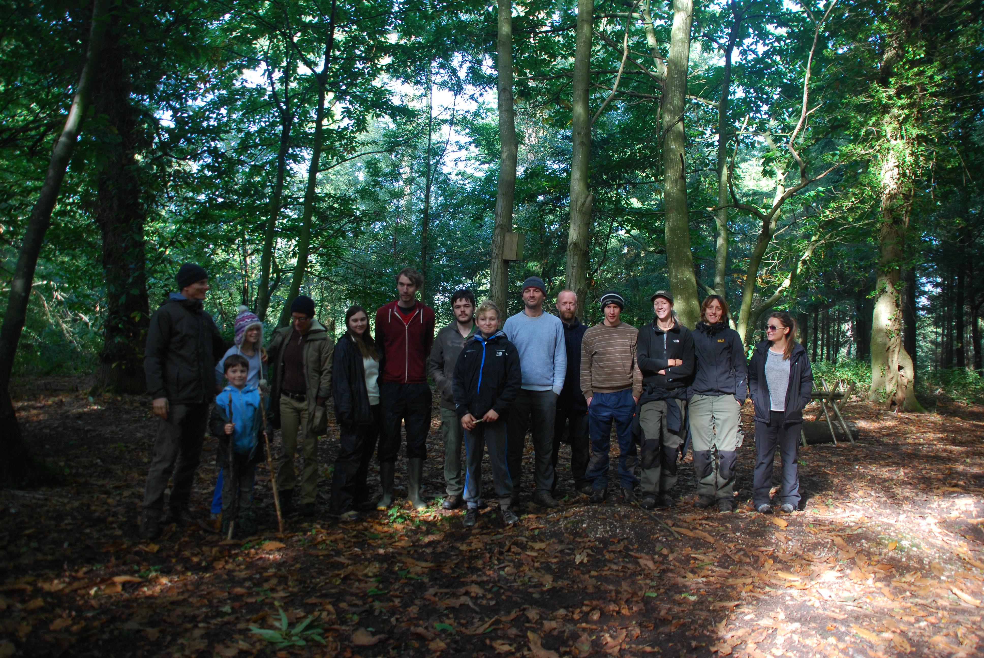 Weekend Bushcraft and Survival Course 4-6 October in Devon