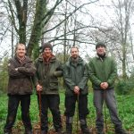 Well done to the Level 3 Primitive Crafts and Tracking Courses