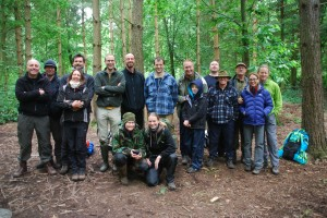 Weekend Level 2 Bushcraft Course in Staffordshire 27-29 June.