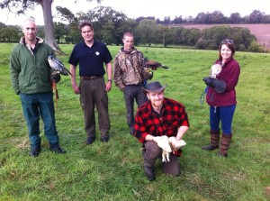Level 3 Foraging, Falconry and Ferreting Course