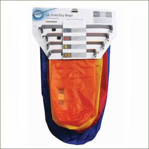 Exped Ultra Lite Dry Bags (Pack of 4)