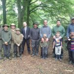 Family Bushcraft Course in Devon